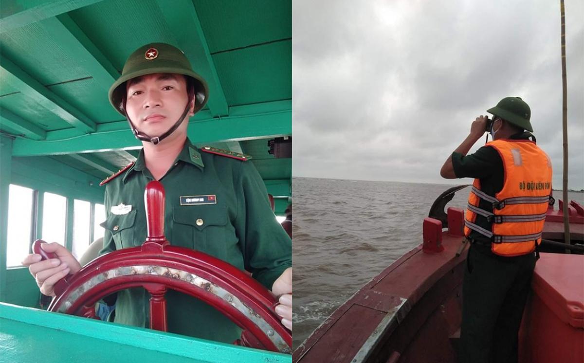 Đồn Biên phòng Quất Lâm vẫn đang phối hợp với lực lượng chức năng, ngư dân tiếp tục nỗ lực, mở rộng khu vựctìm kiếm để sớm tìm thấy cháu bé đưa về với gia đình.
