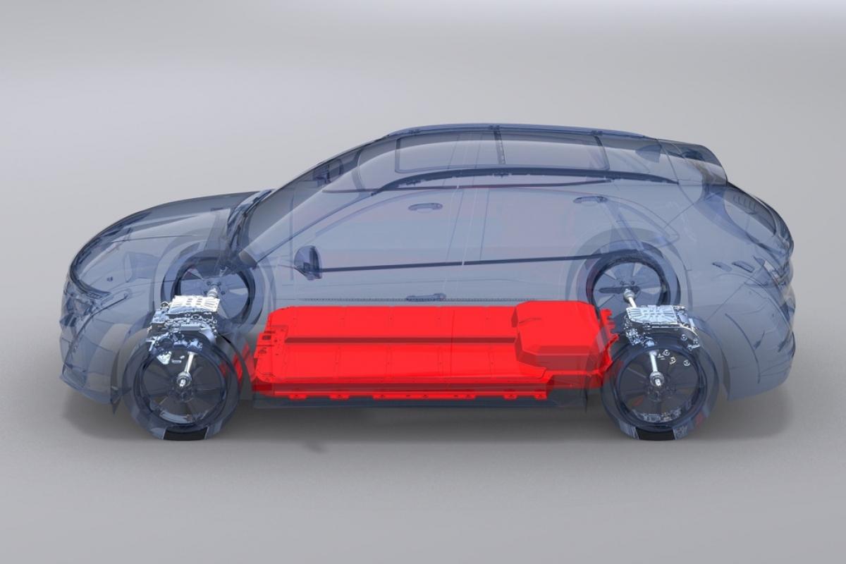 Hệ thống pin được coi là trái tim của toàn bộ chiếc xe, thông thường chiếm tới 30-35% tổng giá thành một chiếc ô tô điện.