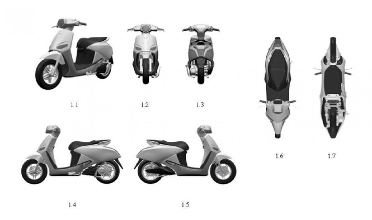 Bản thiết kế mẫu xe này nộp đơn đăng ký hồi tháng 10/2020 và công bố tháng 1/2021.