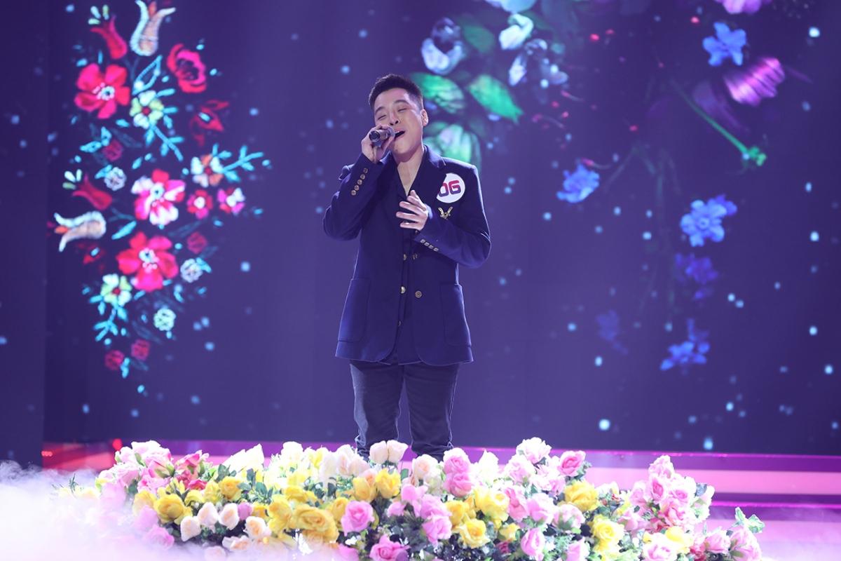 Thí sinh Dương Nguyễn