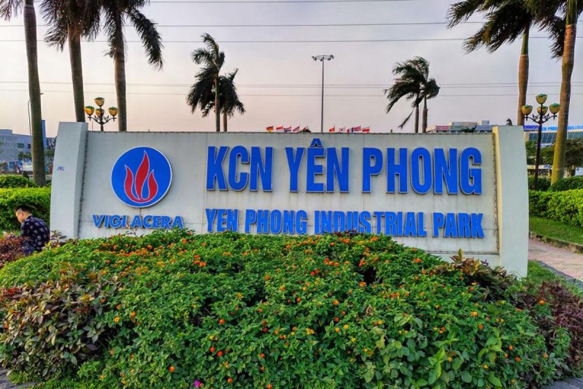 Sau hơn 10 năm, khu công nghiệp Yên Phong đã đi vào hoạt động nhưng cũng chừng ấy năm người dân ở thôn Phong Xá, xã Đông Phong đi khiếu nại đòi quyền lợi hỗ trợ giải phóng mặt bằng. (Ảnh: KT)
