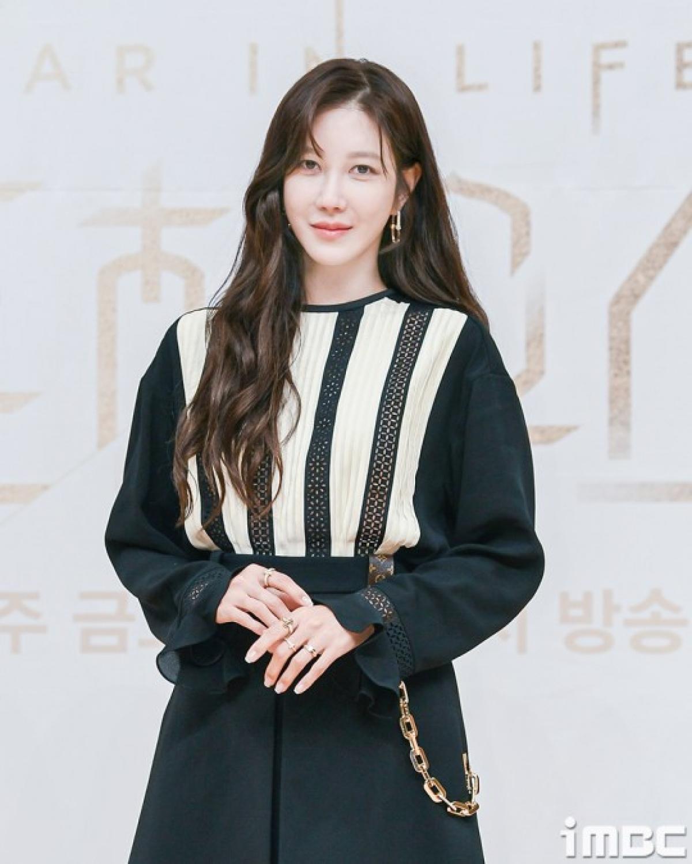 Lee Ji Ah.