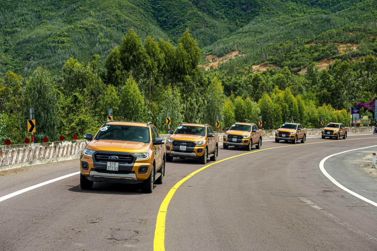 Trải qua 20 năm với 3 thế hệ, Ranger đã mang tới sự thay đổi ngoạn mục trong lối sống của người tiêu dùng mà không chiếc bán tải nào có thể làm được.