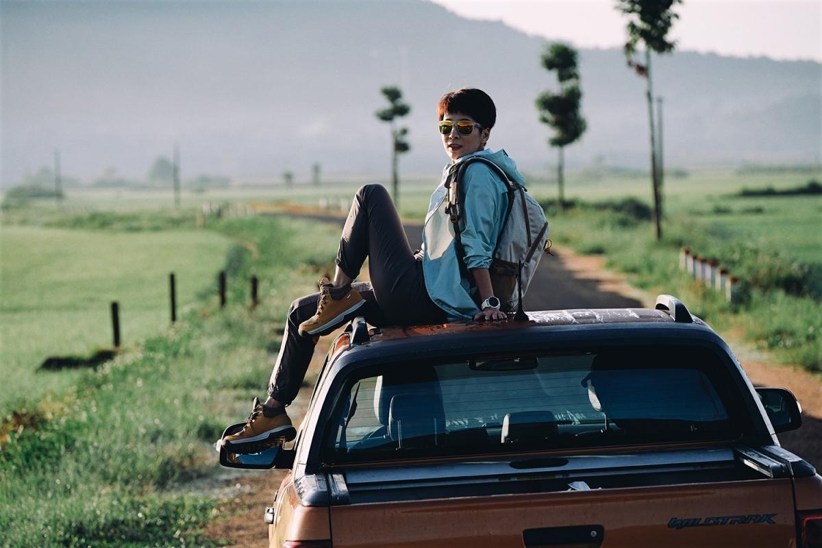 Vượt lên những định kiến giới, Ford Ranger còn trở thành bạn đồng hành đáng tin cậy của nhiều phụ nữ trên hành trình thể hiện cá tính và chinh phục đam mê của bản thân