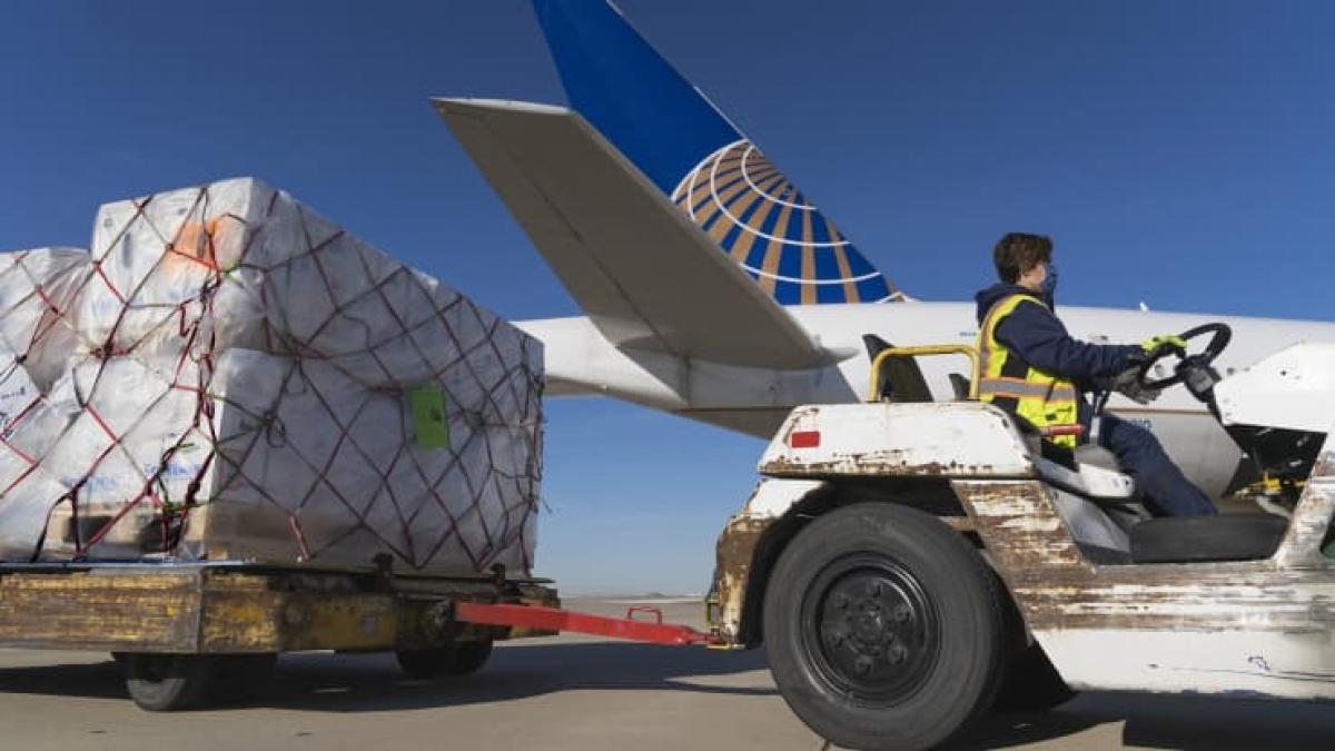 Lượng khách đi máy bay tăng trưởng mạnh mẽ ở Mỹ trong thời gian gần đây. Nguồn: United Airlines