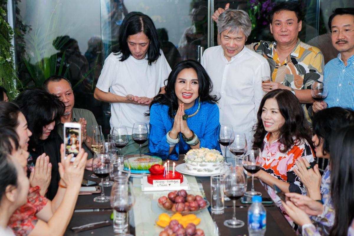 Thanh Lam từng chia sẻ rằng cô đang rất hạnh phúc và cảm thấy viên mãn với cuộc sống hiện tại.