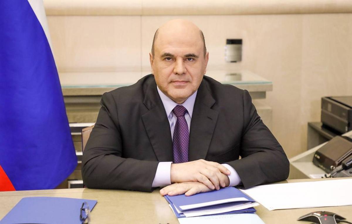 Thủ tướng Nga Mikhail Mishustin. (Ảnh: TASS)