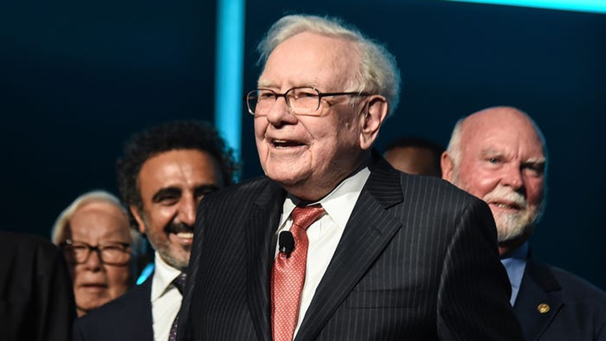Warren Buffett đã từng nộp đơn vào Trường Kinh doanh Harvard (HBS) nhưng ông đã bị từ chối.