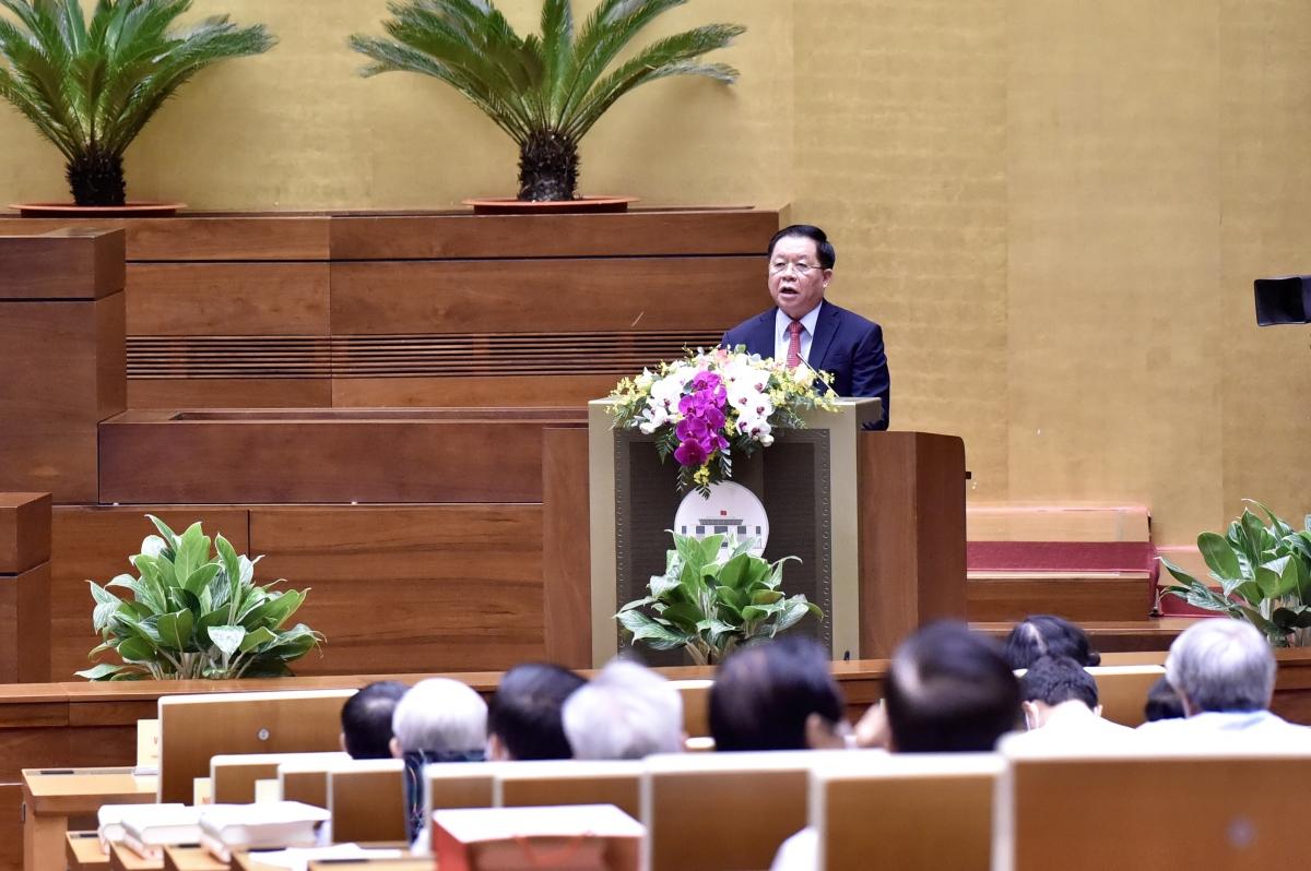 Trưởng Ban Tuyên giáo Trung ương Nguyễn Trọng Nghĩa
