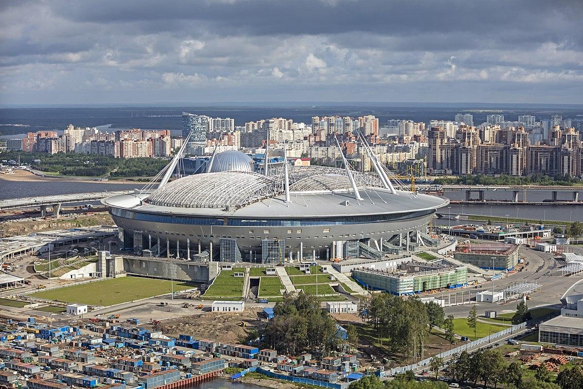 Sân Kretovsky (Nga) sẽ là nơi diễn ra trận đấu. (Ảnh: Getty).