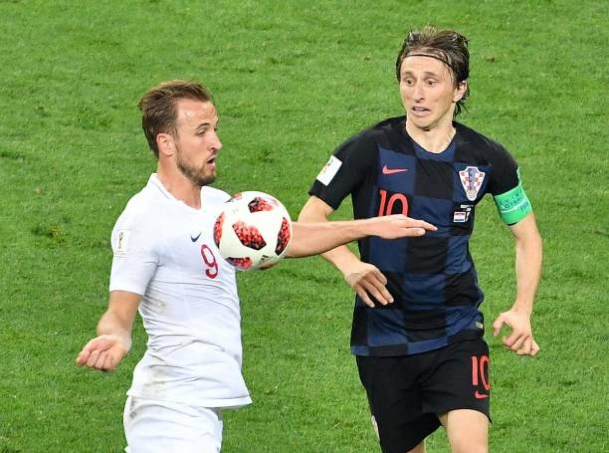 ĐT Anh đối đầu với ĐT Croatia ngay trận ra quân EURO 2021 (Ảnh: Getty).