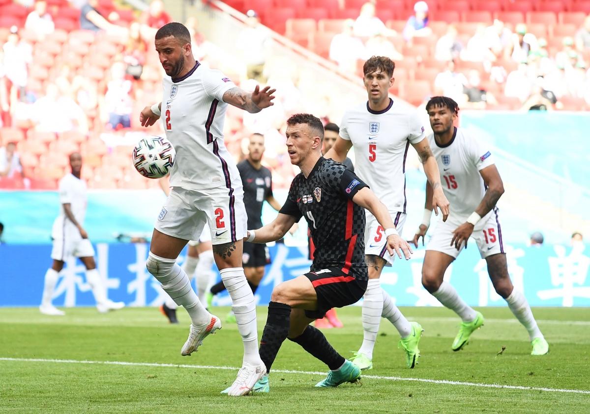 Chung cuộc, ĐT Anh giành chiến thắng 1-0 trước ĐT Croatia để có khởi đầu thuận lợi ở vòng chung kết EURO 2021.
