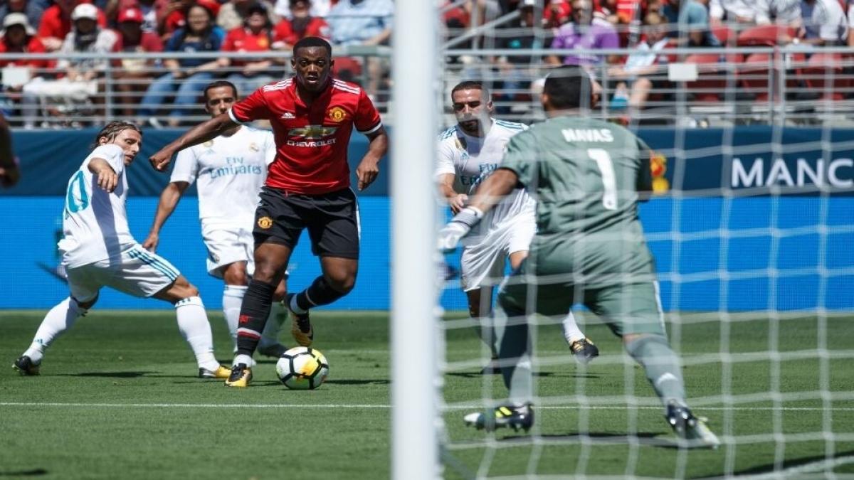 Anthony Martial: Tiền đạo ĐT Pháp bỏ lỡ phần cuối của mùa giải 2020/2021 vì chấn thương đầu gối.