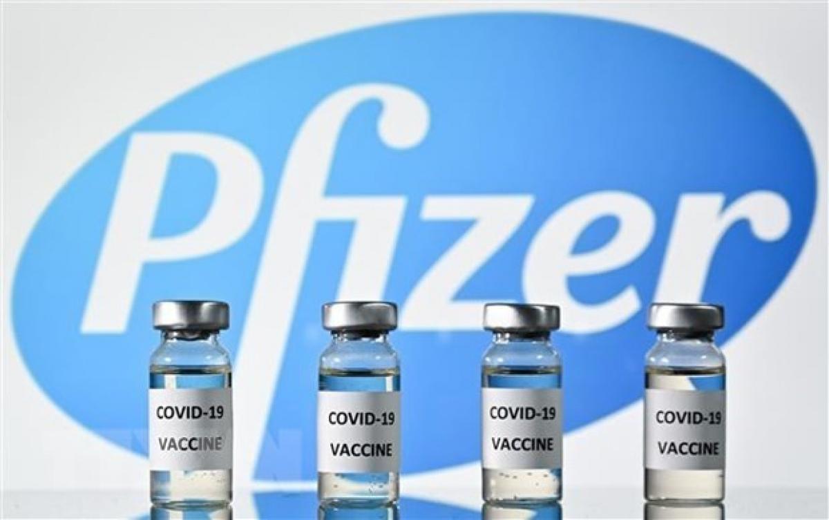 Vaccine Covid-19 của Pfizer và đối tác BioNTech của Đức đang được sử dụng cho trẻ em từ 12 tuổi tại châu Âu, Mỹ và Canada với liều lượng 30 microgam. Ảnh minh họa: KT