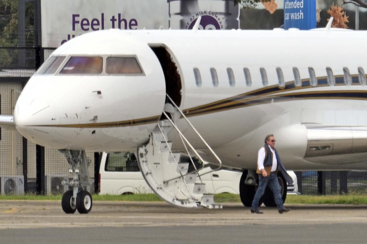 Từ tháng 4/2020 đến tháng 5/2021,83% chuyến bay tư nhân đến Australia là từ Mỹ.Nguồn: SydneyMorningHerald