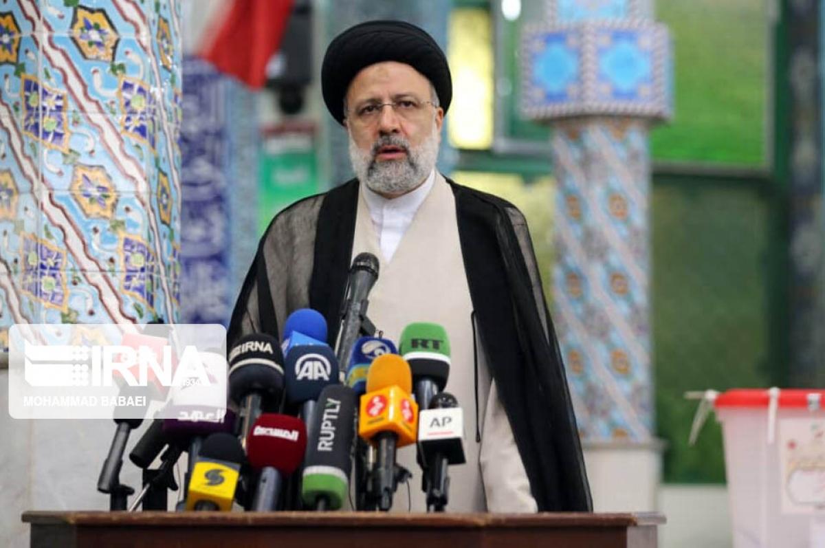 ÔngEbrahim Raisi (Ảnh: IRNA)