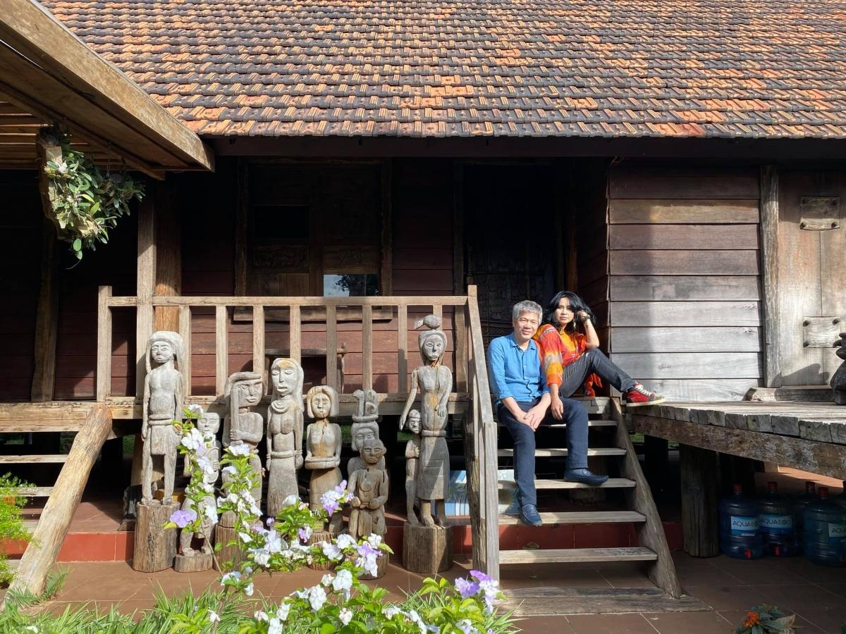 Thanh Lam hạnh phúc khoe chuyến đi nghỉ dưỡng cùng bạn trai.