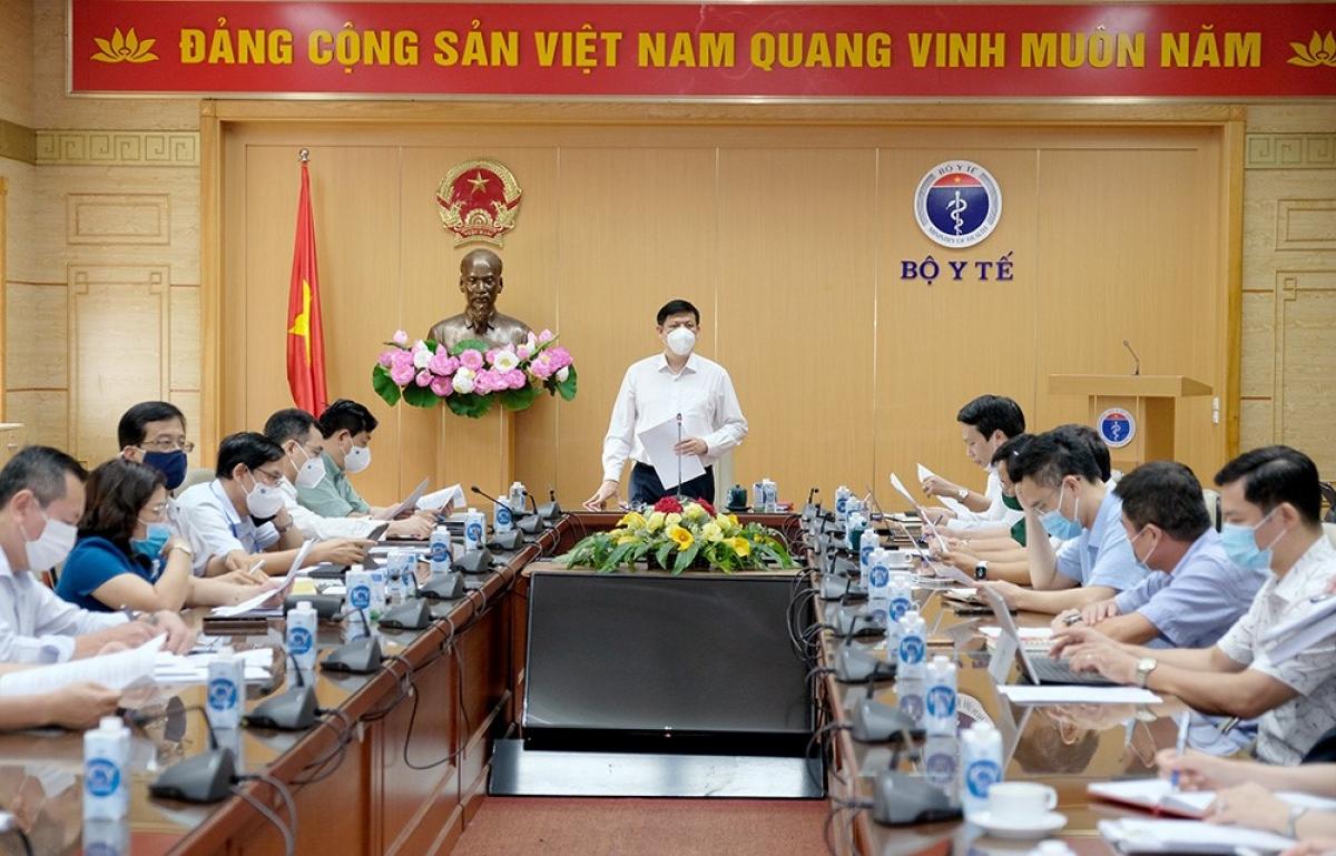 Bộ Y tế triển khai chiến dịch tiêm chủng vaccine lớn nhất Việt Nam.