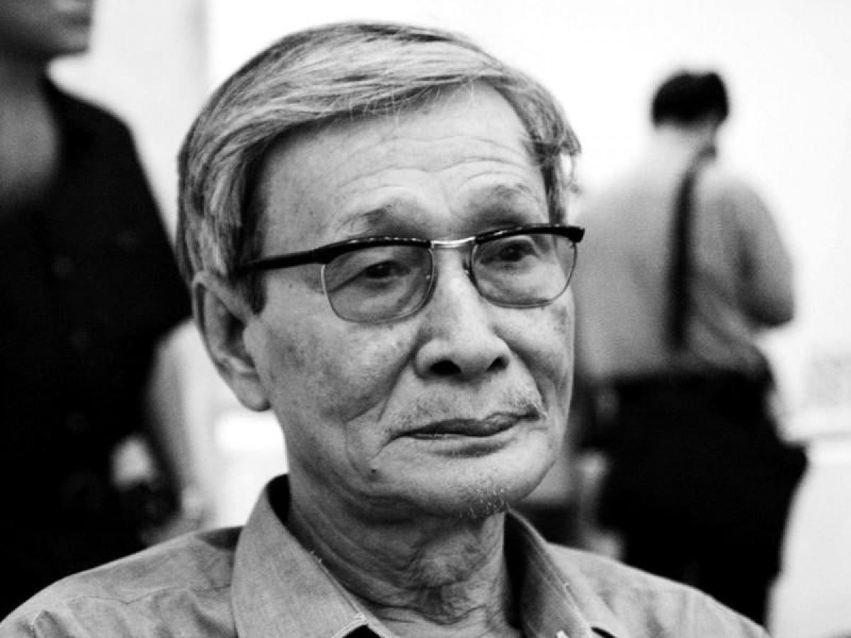 Nhà văn Nguyễn Xuân Khánh qua đời tại nhà riêng vào ngày 12/6, hưởng thọ 89 tuổi.