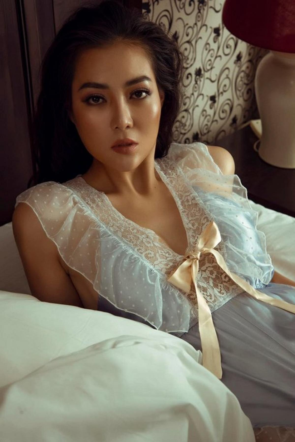 Thanh Hương là một trong những gương mặt nữ diễn viên truyền hình nổi bật nhất phía Bắc.