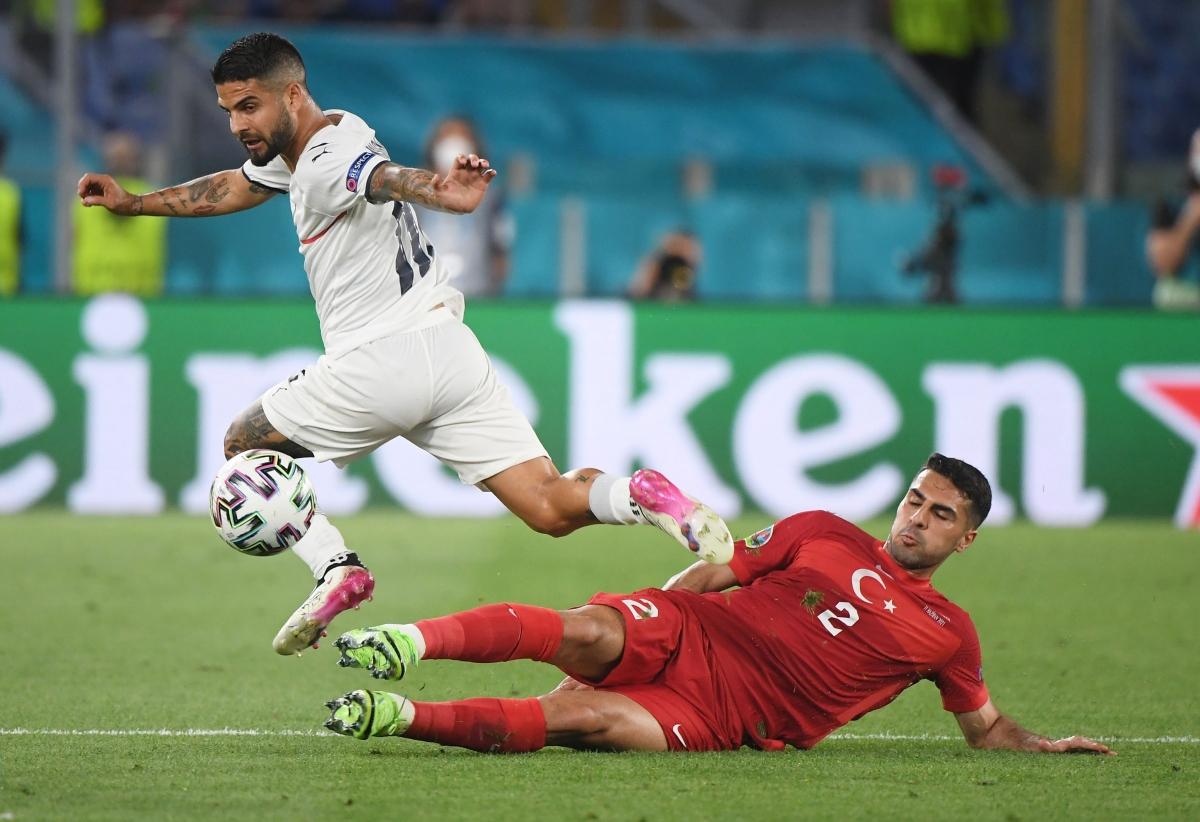 Sáng nay (12/6), Italia có trận ra quân EURO 2021 gặp Thổ Nhĩ Kỳ.