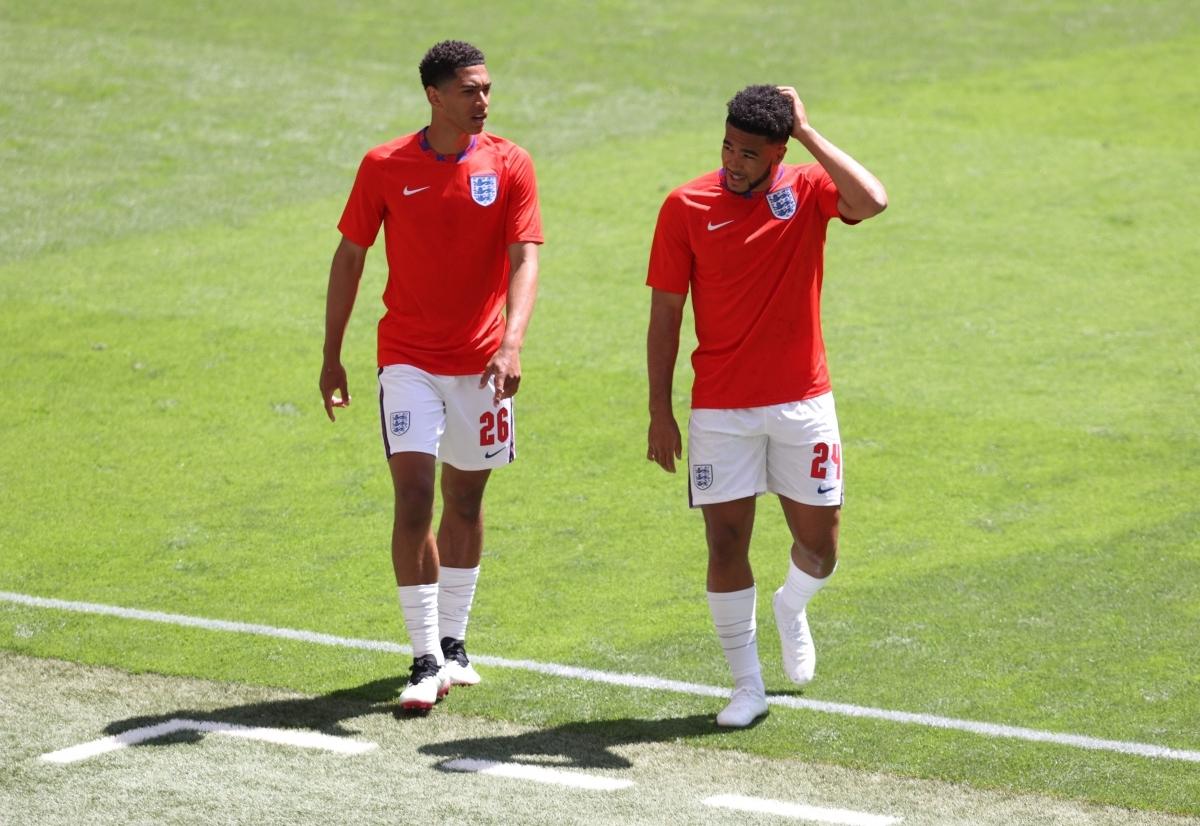 Ngay ở trận ra quân vòng chung kết EURO 2021, ĐT Anh đã đối đầu với ĐT Croatia, đội bóng đã đánh bại họ ở bán kết World Cup 2018 trên đất Nga.