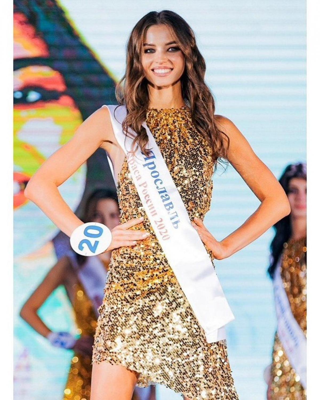 Albina Koroleva được bổ nhiệm trở thành Hoa hậu Trái đất Nga 2020. Cô sẽ đại diện cho Quốc gia này tham dự cuộc thi Miss Earth 2021.