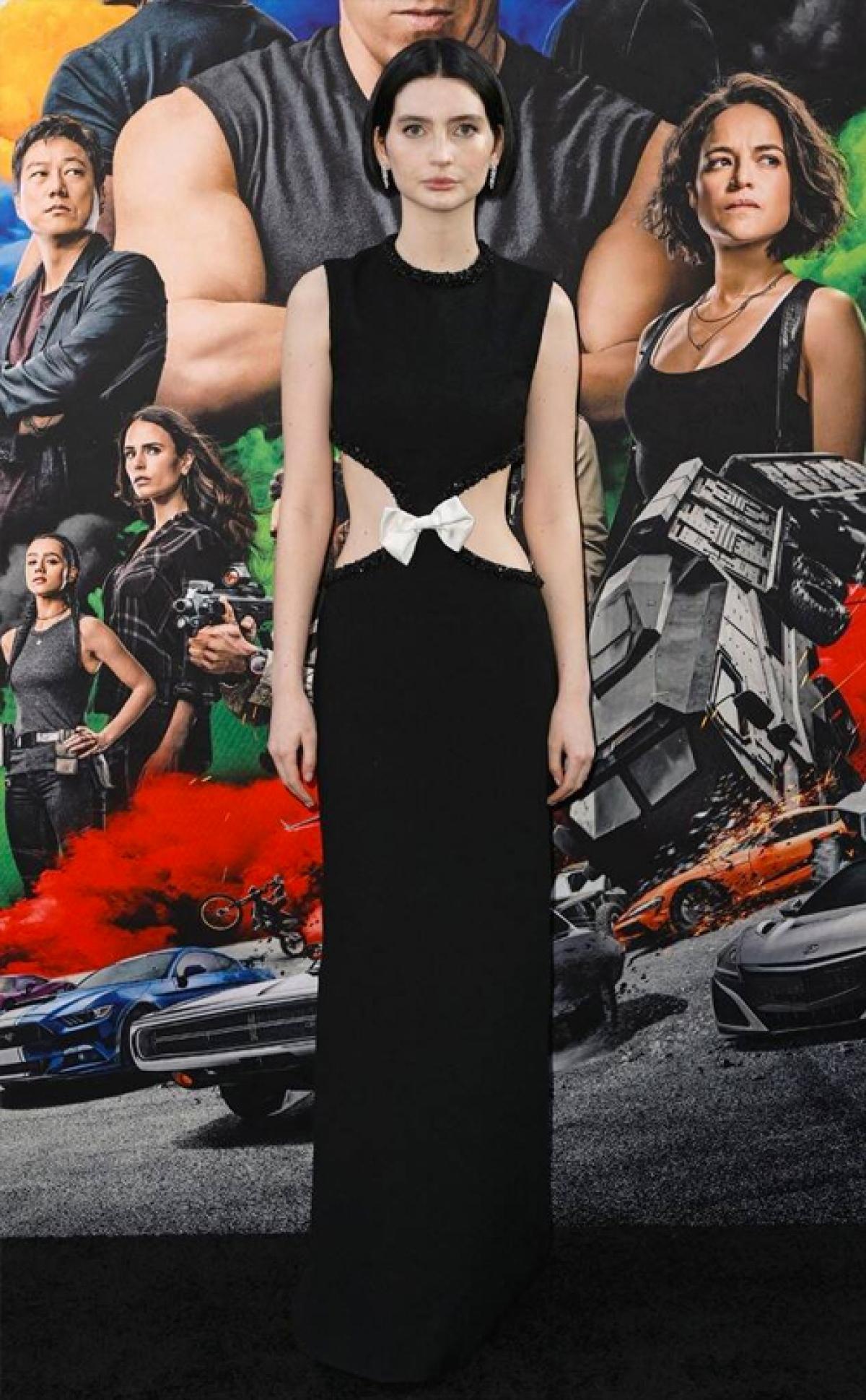 """Meadow Walkerủng hộ đoàn phim """"Fast & Furious"""" ra mắt phần 9"""