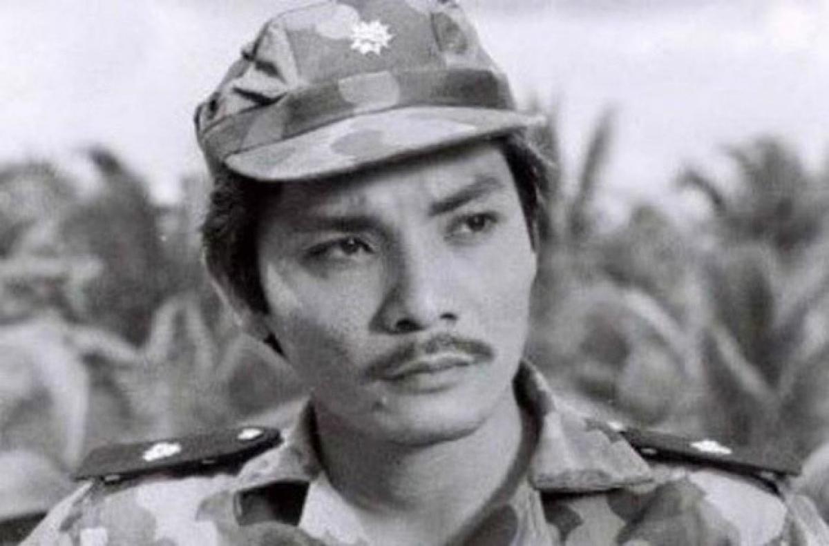 Thương Tín trong vai Sáu Tâm 'Biệt động Sài Gòn' nổi tiếng một thời.