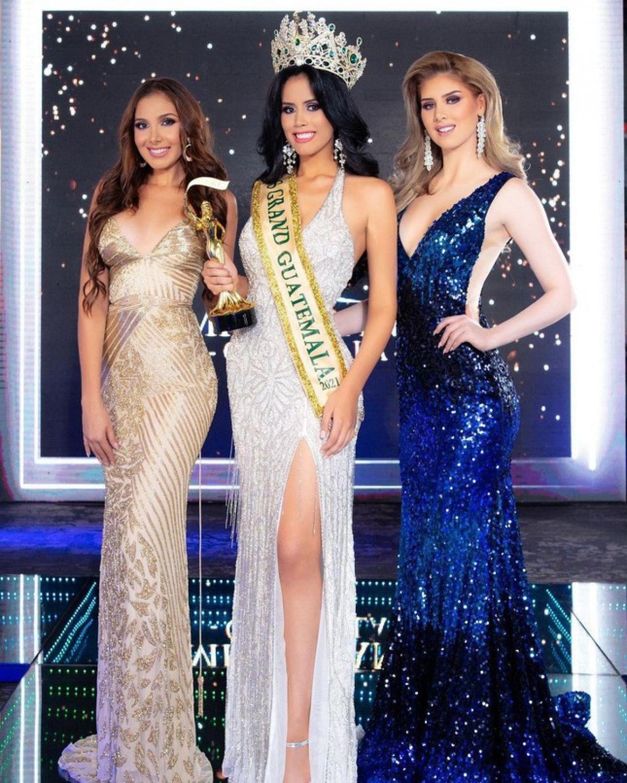María José Sazo Meléndez vừa được bổ nhiệm trở thành tân Hoa hậu Hoà bình Guatemala 2021. Người đẹp sẽ đại diện Quốc gia này dự thi Miss Grand International 2021 tổ chức tại Thái Lan vào cuối năm nay.
