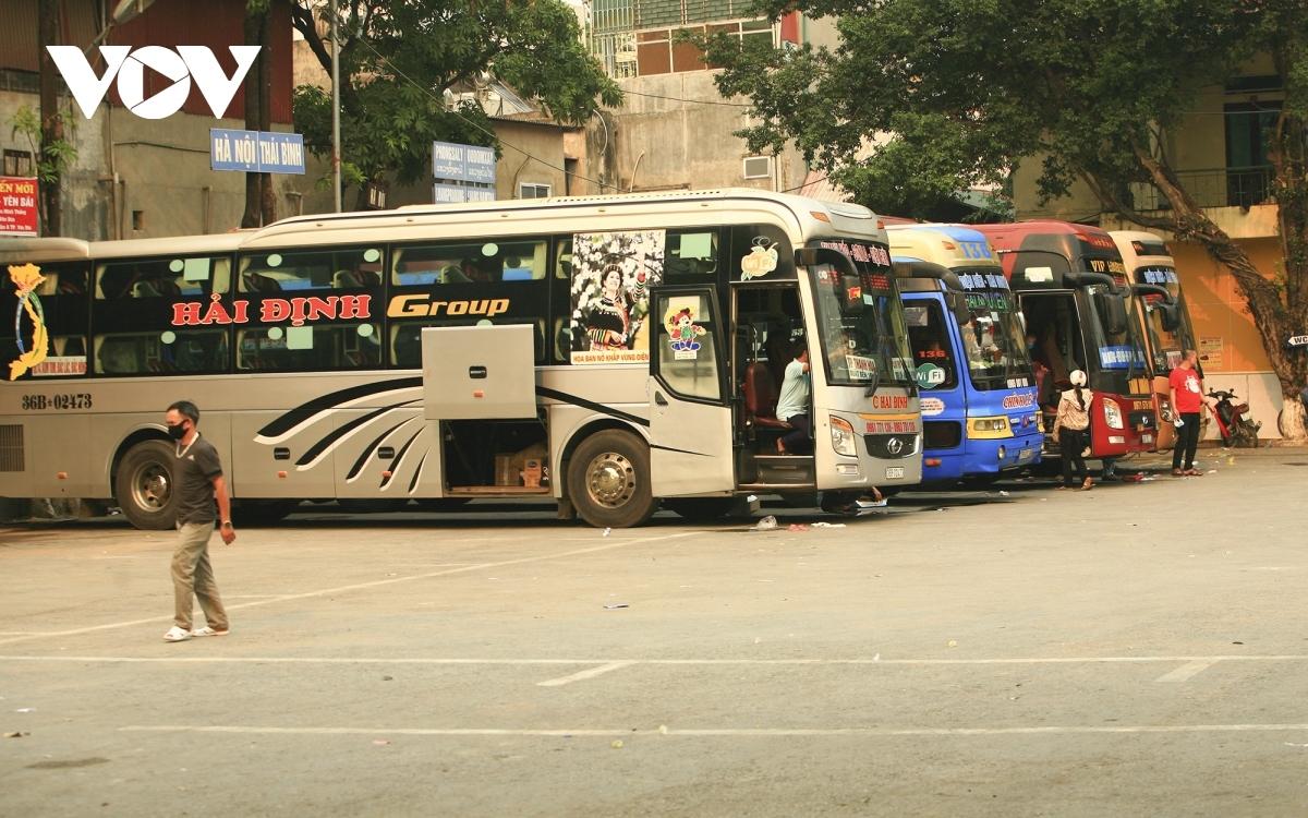 Vận tải hành khách tại Điện Biên