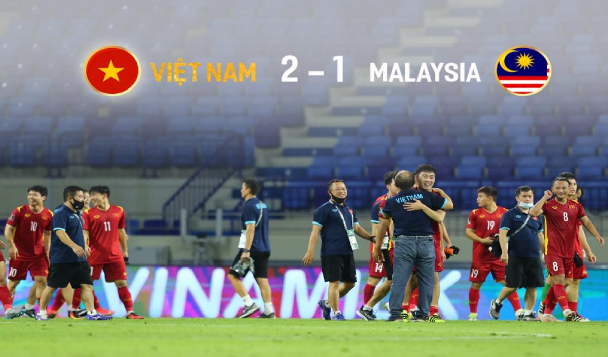 Tuyển Việt Nam đang đứng ở một vị thế rất khác trong bóng đá khu vực với hàng loạt những chiến thắng đầu thuyết phục vừa qua.
