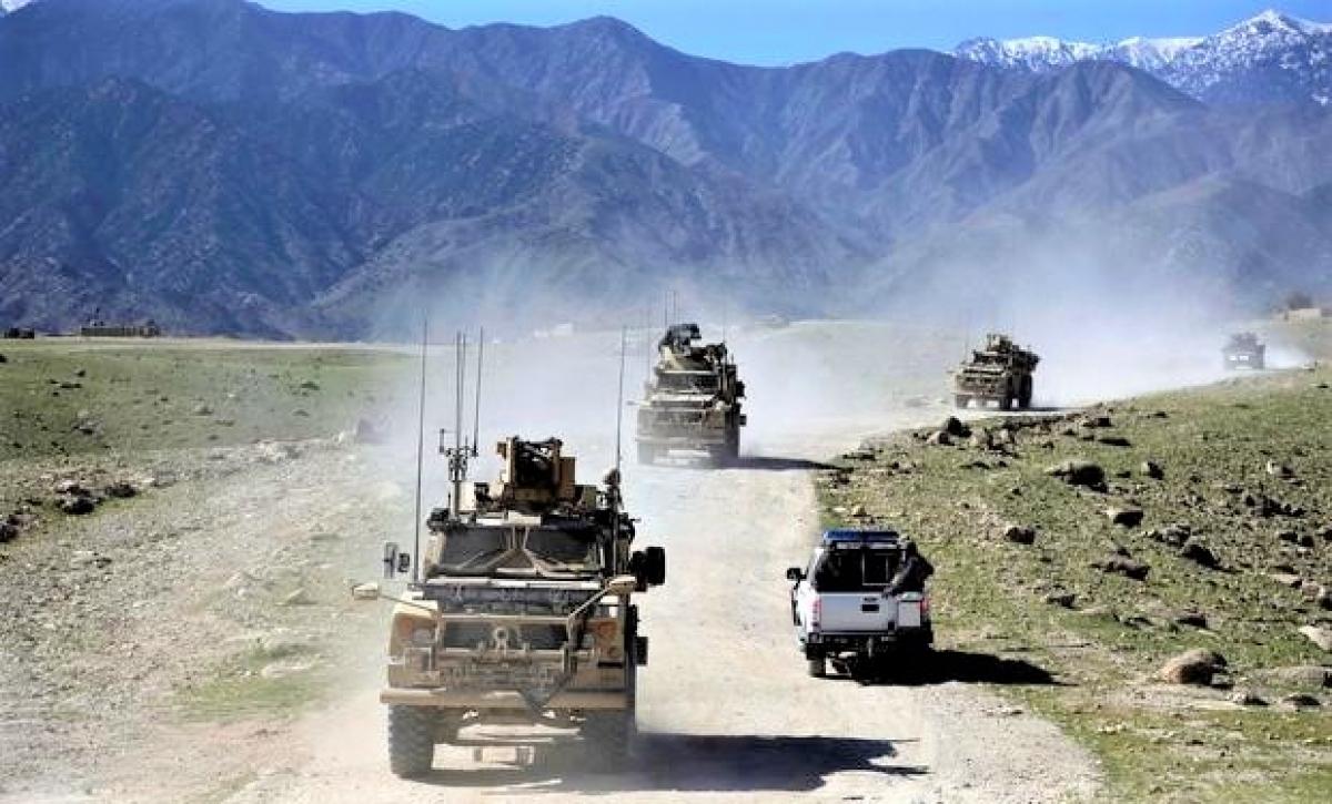 Afghanistan nổi lên như một thách thức đáng gờm đối với SCO và cũng là cơ hội duy nhất cho liên minh các quốc gia Á-Âu này. Nguồn: globaltimes.cn. Nguồn: military.com