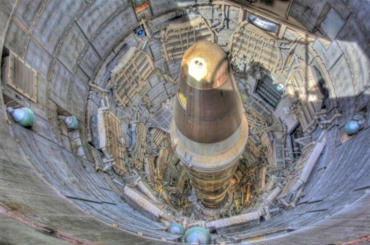 Tên lửa hạt nhân trong silo dễ bị nguy cơ khủng bố hơn tàu ngầm; Nguồn: onlyinyourstate.com