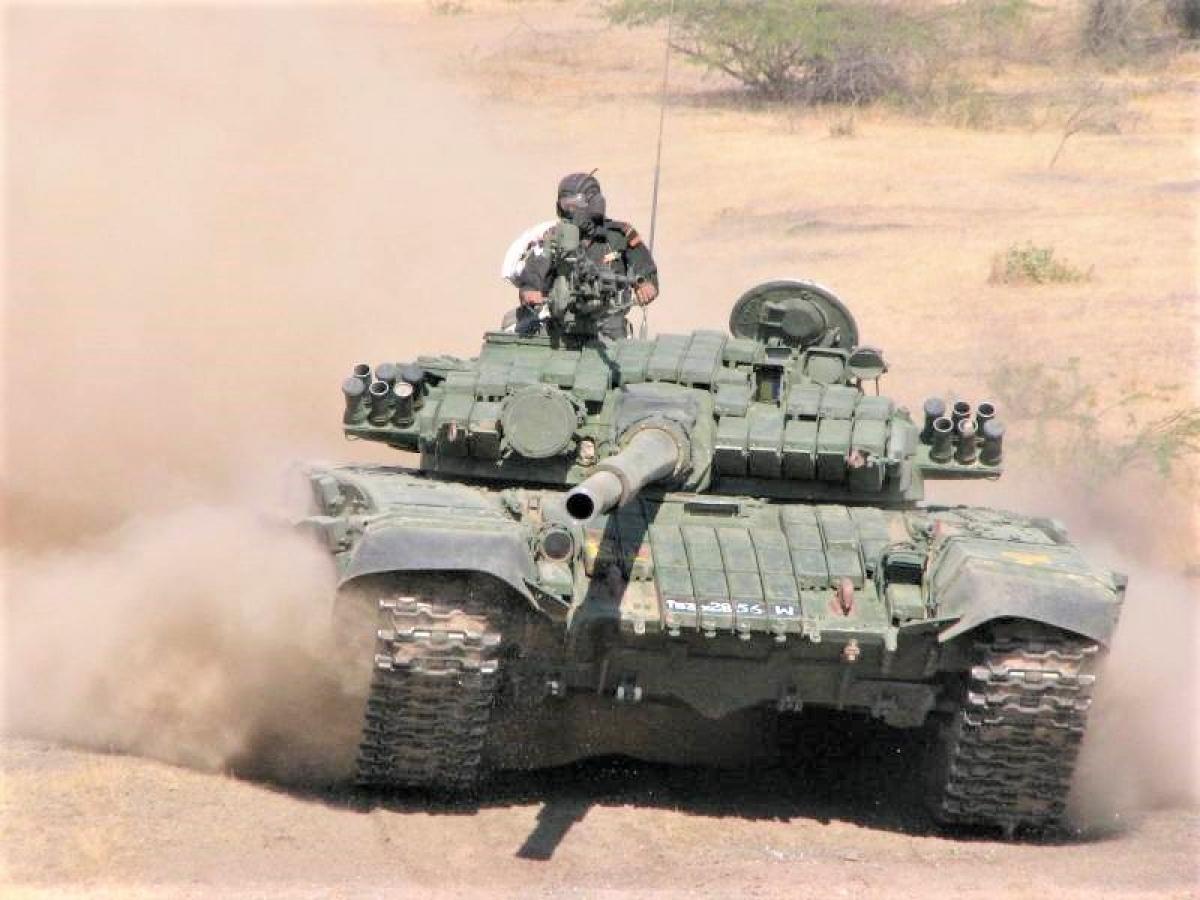 Trong các lực lượng vũ trang Ấn Độ, vũ khí, khí tài của Liên Xô và Nga chiếm tỷ lệ cao; Nguồn: topwar.ru