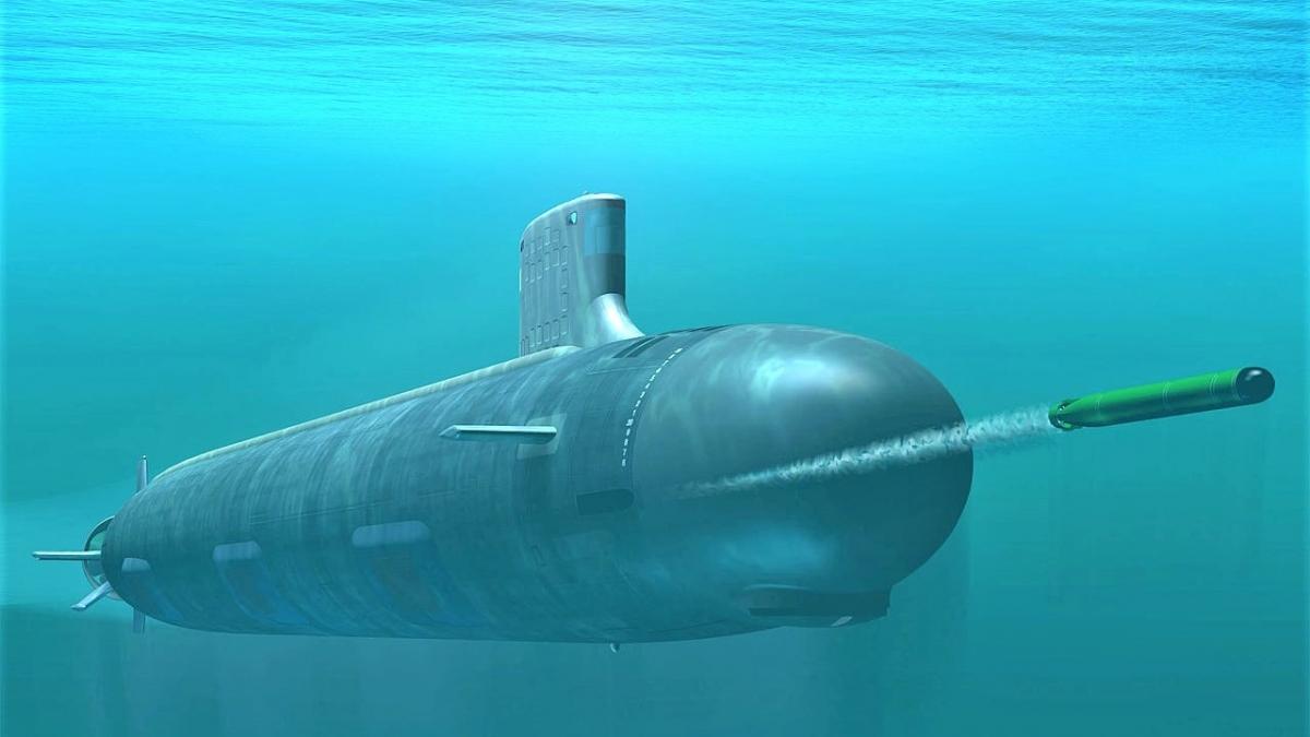 Virginia - một lớp tàu ngầm tấn công nhanh mang tên lửa hành trình chạy bằng năng lượng hạt nhân, kết hợp công nghệ tàng hình, thu thập thông tin tình báo, là nền tảng tác chiến dưới biển mới nhất của Hải quân Mỹ; Nguồn: wikipedia.org