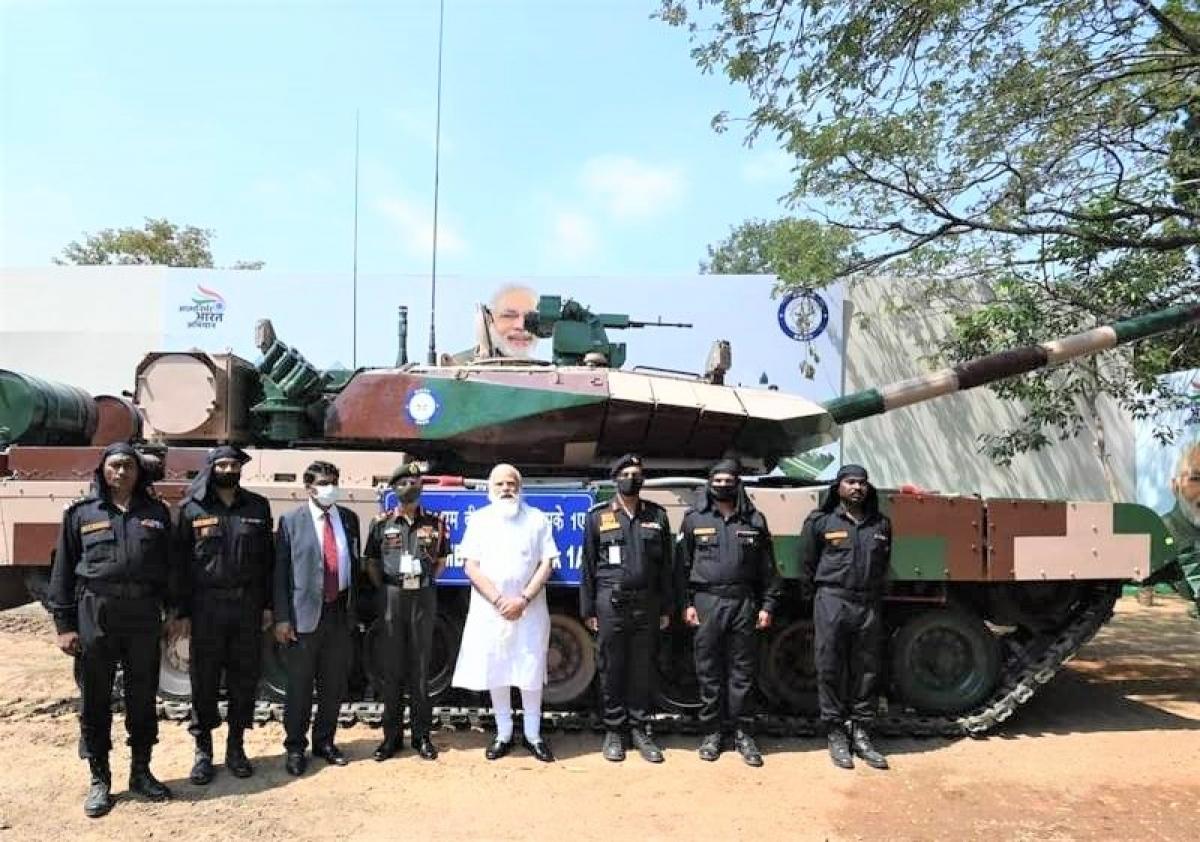 Ấn Độ từng thành công với một số chương trình vũ khí hiện đại; Nguồn: topwar.ru