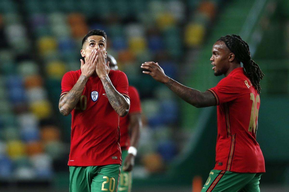 Bồ Đào Nha có bước chạy đà tốt cho EURO 2021 (Ảnh: Reuters).