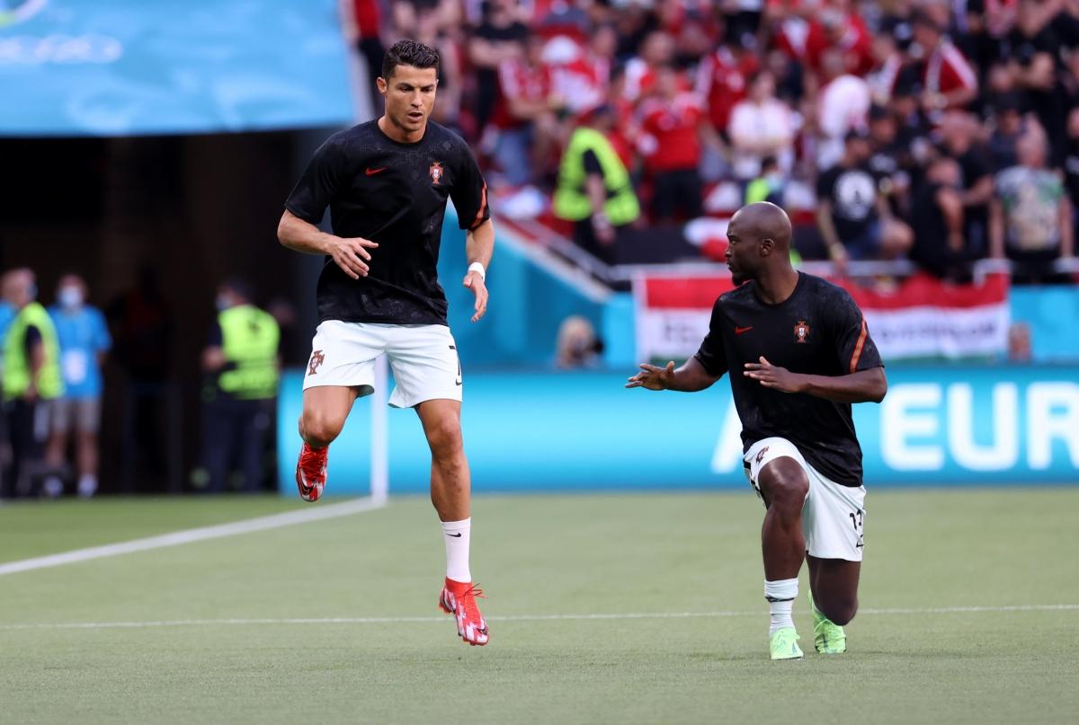 Ronaldo và đồng đội ở Bồ Đào Nha gặp Hungary, đội yếu nhất bảng F trong trận ra quân EURO 2021.