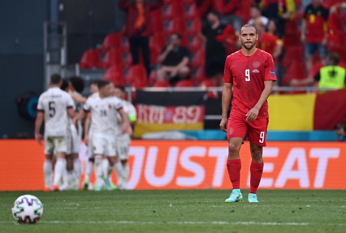 Đan Mạch đánh mất lợi thế. (Ảnh: Reuters)
