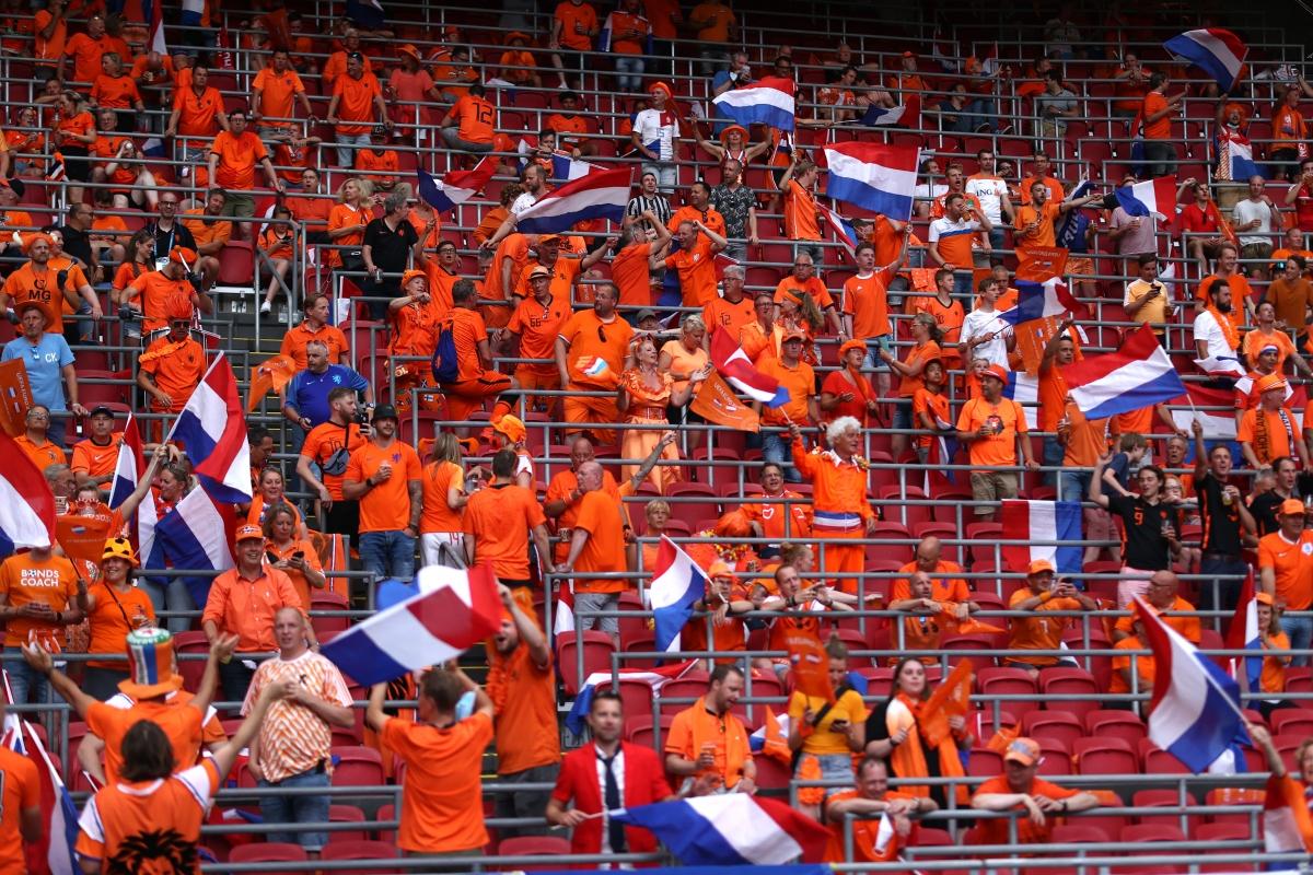 Hà Lan được chơi trên sân nhà Amsterdam. (Ảnh: Reuters)
