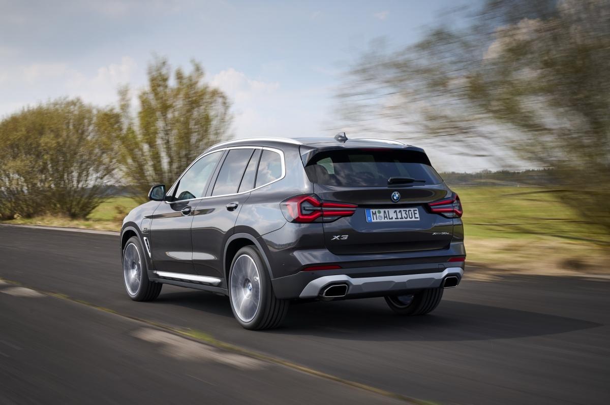 BMW X3 mới