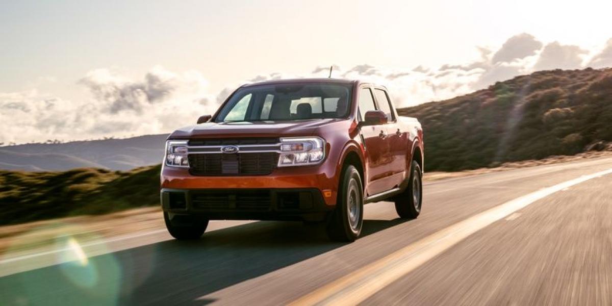 Ford Maverick có kết cấu khung liền gầm - Unibody.