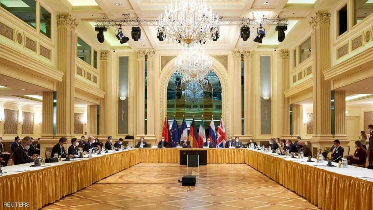 Các cuộc đàm phán tại Vienna đang tiến triển tích cực. Ảnh: Reuters