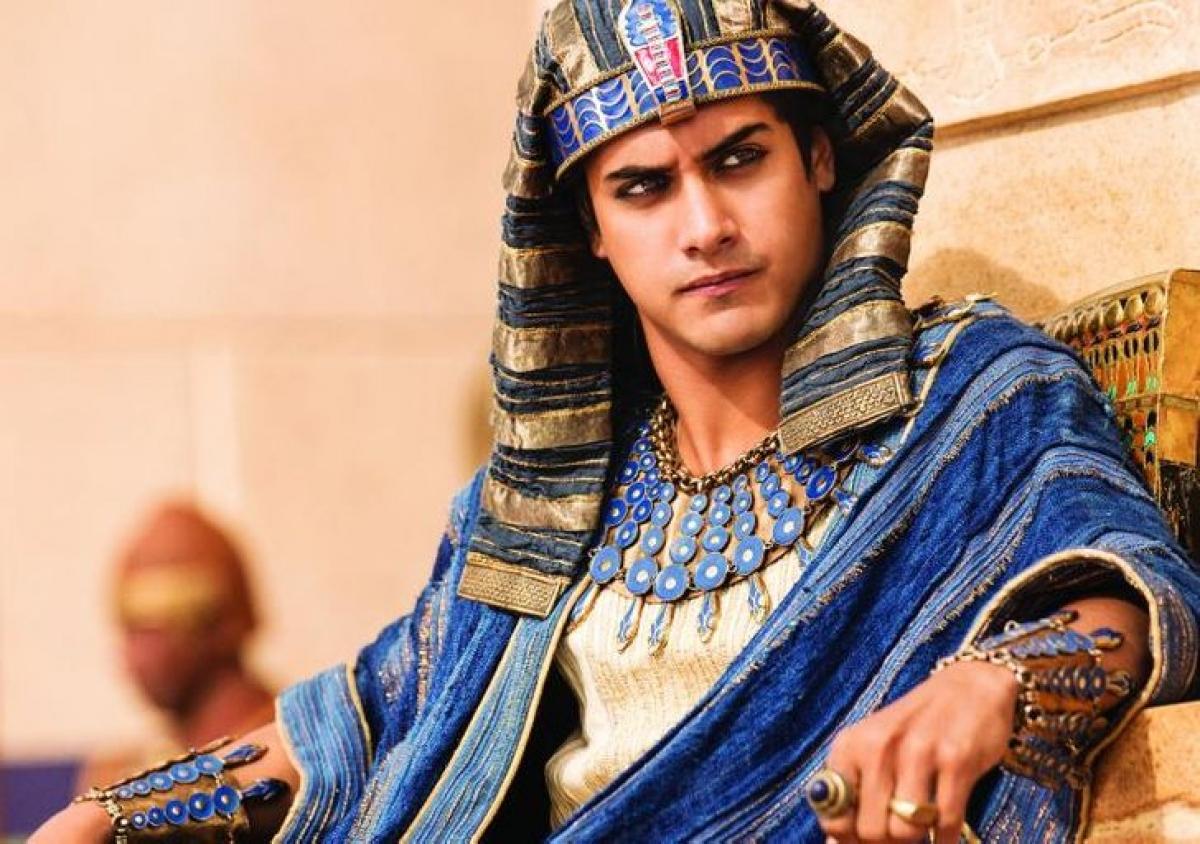 Các pharaoh không phải ai cũng đẹp trai thế này.