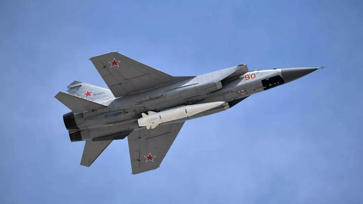 Máy bay MiG của Nga. Ảnh: RIA.
