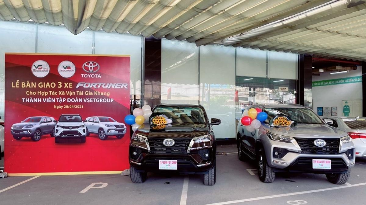 VsetGroup tậu mới các dòng xe du lịch nhỏ phát triển dịch vụ cho thuê xe tự lái