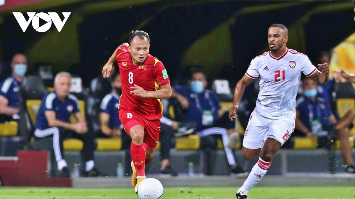 ĐT Việt Nam lần đầu tiên trong lịch sử giành vé vào vòng loại cuối cùng của World Cup khu vực châu Á (Ảnh: CTV Yểu Mai).