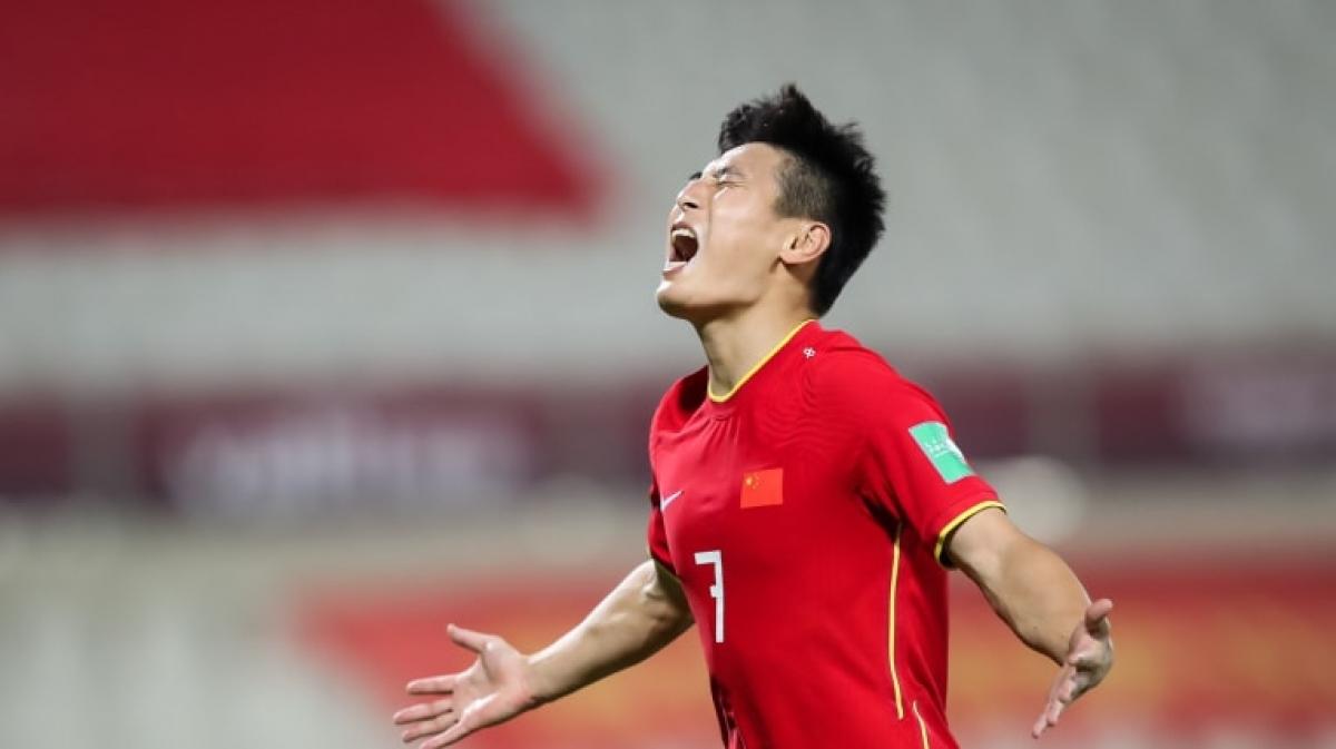2. Wu Lei (Trung Quốc) | 4 trận (289 phút): 5 bàn thắng, 2 kiến tạo