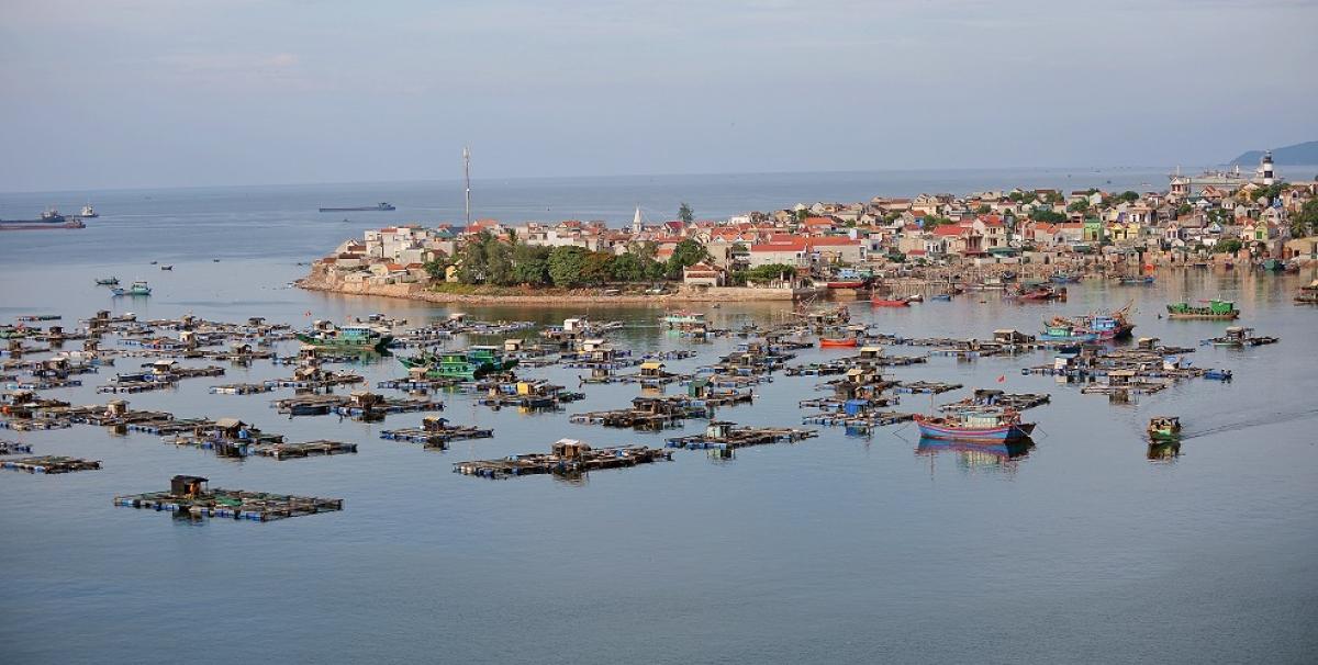 Bán đảo Nghi Sơn- Thanh Hóa.